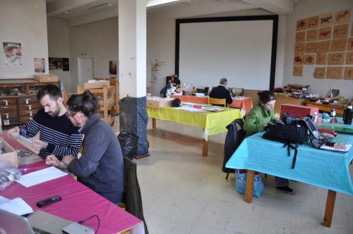 Etude des collections du musée : lAbri Murat (Rocamadour)
