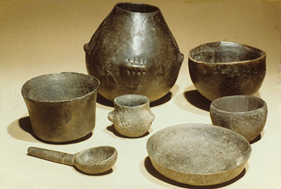 Le musée de préhistoire