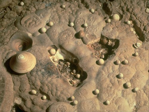 Les perles des cavernes